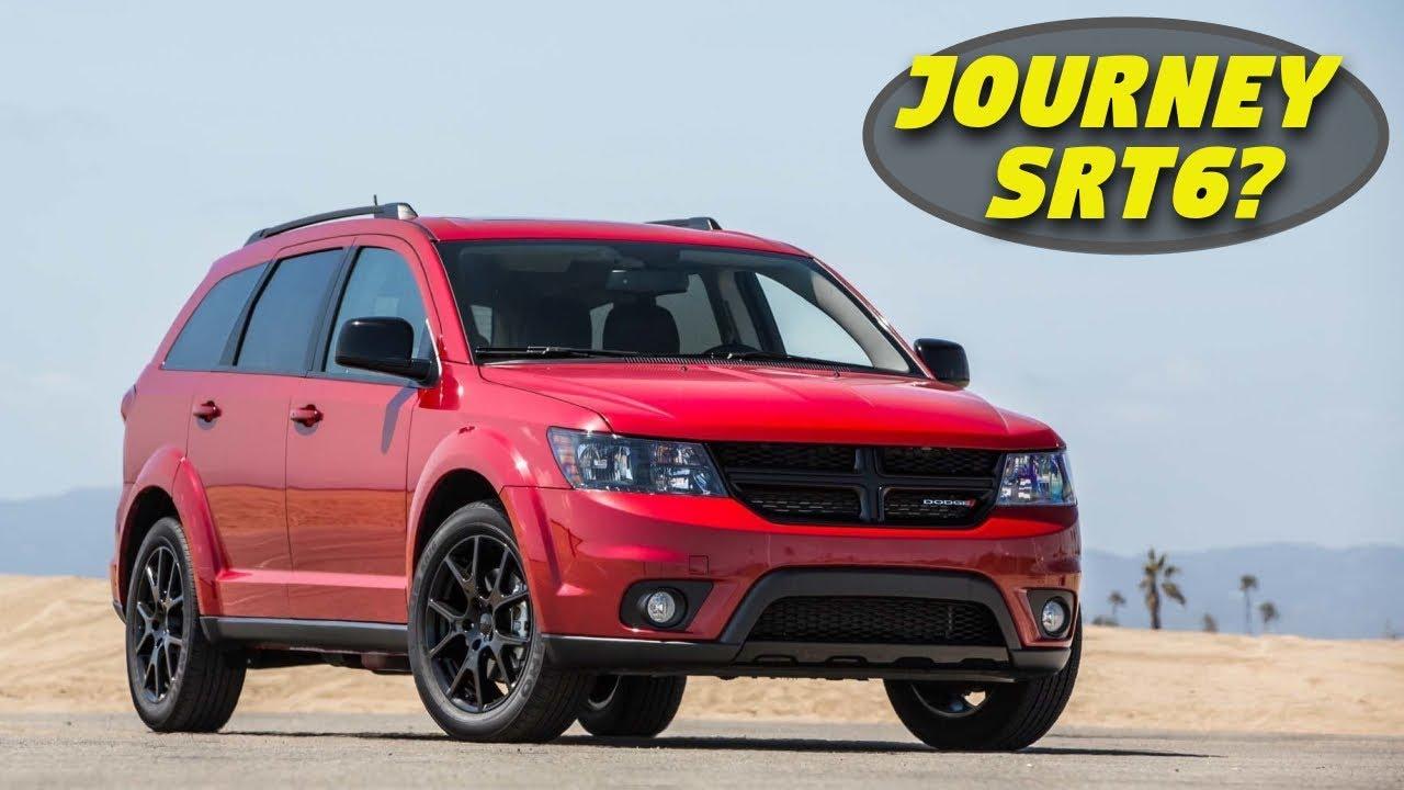 2020 Dodge Journey Srt Concept