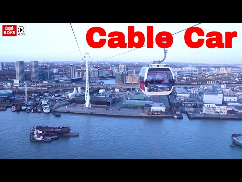 Emirates Cable Car | London |