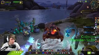QUEST Z XALA'TATH LORE - World of Warcraft: Battle for Azeroth