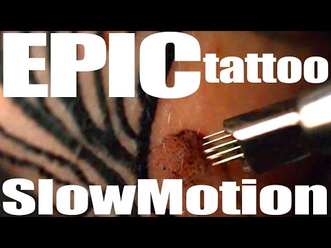 Thumbnail: Best Tattoo in Ultra Slow Motion
