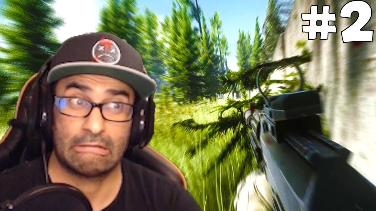 Escape From Tarkov Gameplay Stream Highlights #2