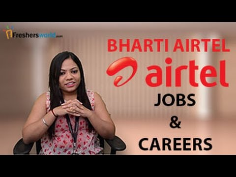 BHARTI AIRTEL– Recruitment Notification 2017, IT Jobs, Walkin, IT Career, Campus placements