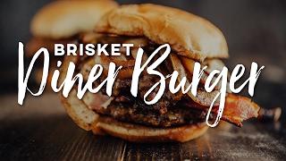 Brisket Diner Burgers Recipe