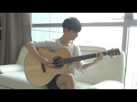 (Dave Brubeck) Take Five - Sungha Jung