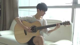 (Dave Brubeck) Take Five - Sungha Jung