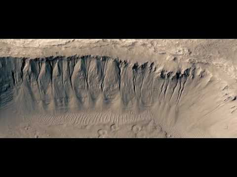 Filmmaker reveals video made from NASA images of Mars