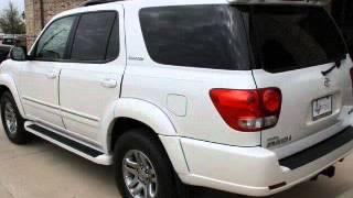 2006 Toyota Sequoia - Addison Tx