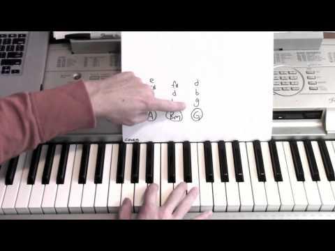 Amnesia ★ Piano Lesson ★ ACCURATE ★ 5 Seconds of Summer