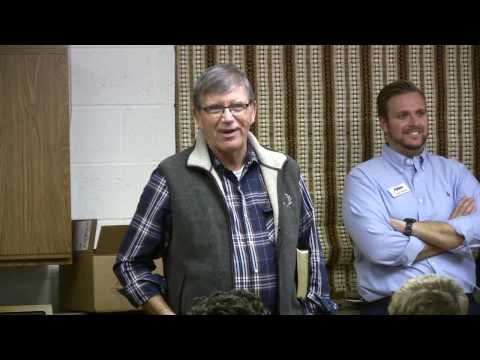 Youth Night with Grant Ferrer & Hank Gelling- Grand Rapids 2016