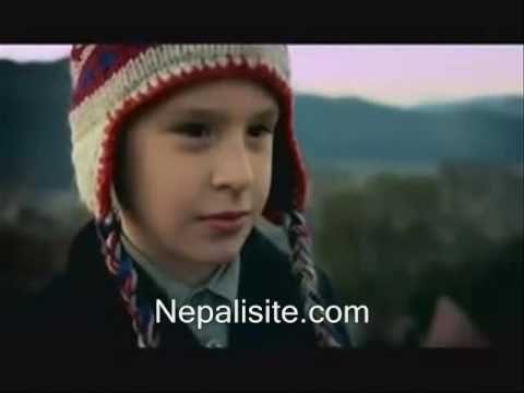 Music video of Belarusian Band filmed in Nepal