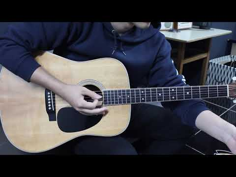 Hotel Key -  Old Dominion Guitar Cover For Beginner Stroke By [Musicdrawing]