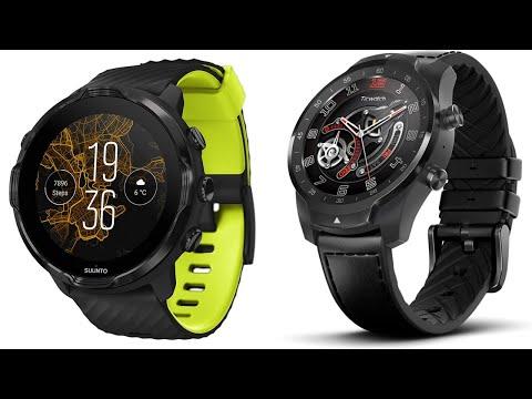 Top 5 Best Sport Watches 2020 - Coros Pace - Samsung Galaxy - Suunto 7 - TicWatch - Garmin Fenix