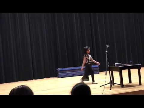 Alston Ridge Elementary School talent show-Mrunmayee