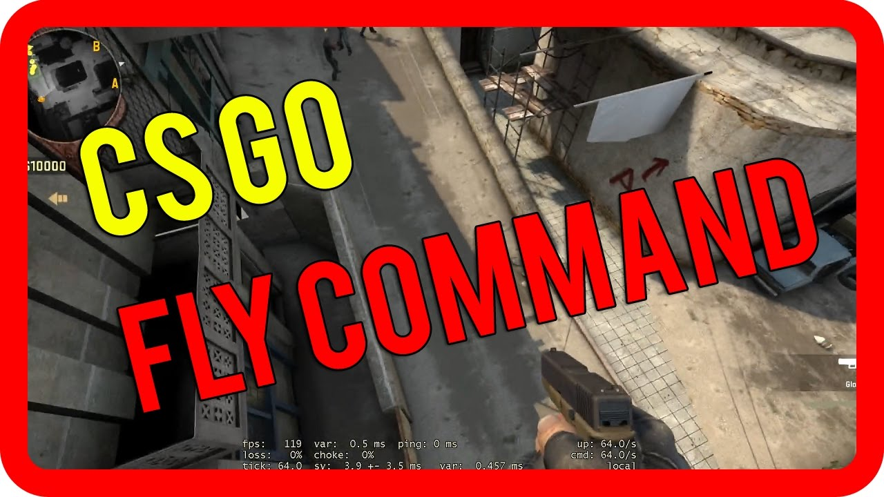 Cs cheat command