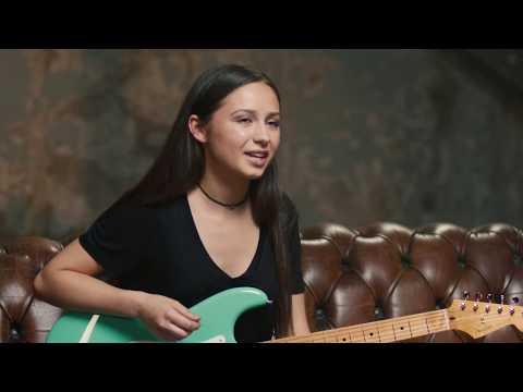 Présentation Fender Stratocaster Vintera (français)