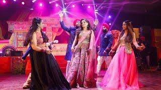 Simran Kaur & family Dance Performance