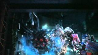 transformers the ride 3d universal studios hollywood annual pass preview hd pov no line