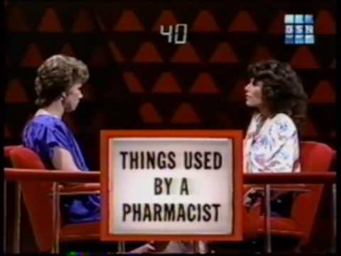 Pyramid game show bonus round -- Down to the Wire #6 -- The $25,000 Pyramid - Adrienne Barbeau
