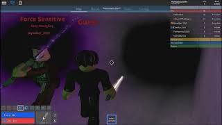 How to Get The Cursed Purple Crystal on Star Wars: Jedi Temple on Ilum | ROBLOX 2018