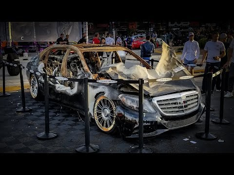Welcome to SEMA 2018: Ruined Cars and Lowered Standards