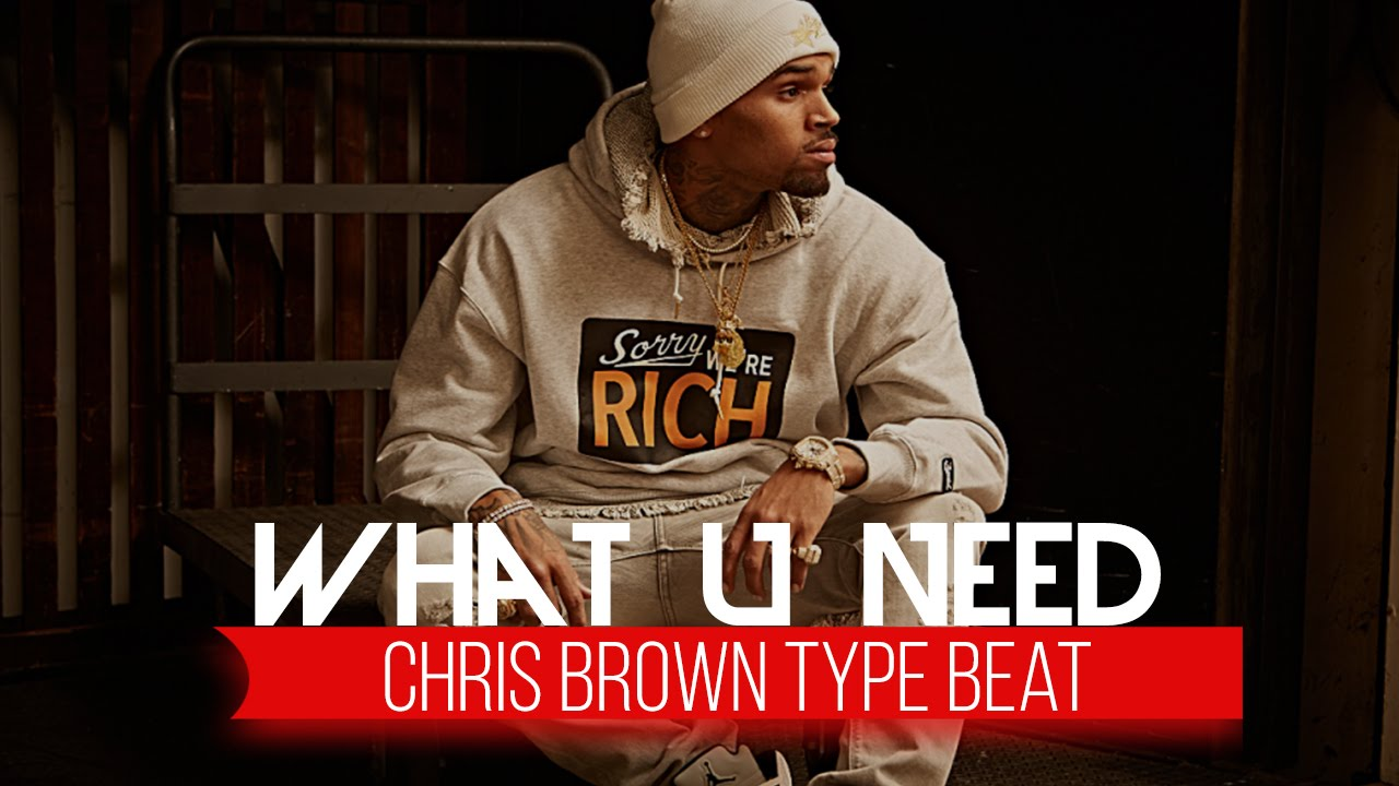 """Chris Brown Type Beat """"What U Need"""" Club Beat 2016 Prod. by G2G"""