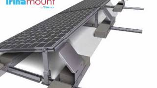 Trinamount III for flat roofs - Methods of installation