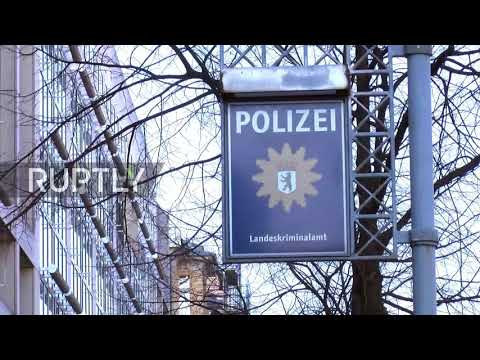 Germany: Russian suspect of Argentina cocaine bust currently in Berlin custody
