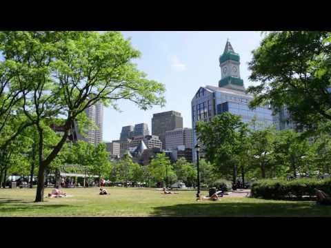 Summer in Boston- Mugar Blog Version