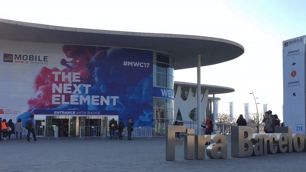 Ingram Micro Lifecycle Services @ MWC 2017