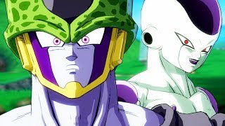 CELL AND FRIEZA MAKE A DEAL – Dragon Ball Fighterz Story English Dub - Part 4 | Pungence