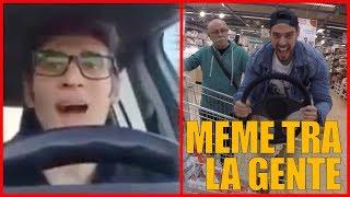 Meme Tra La Gente - [Candid Camera] - theShow