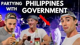WE PARTIED WITH THE GOVERNOR!!! (ft.Becoming Filipino, Fearless and Far, Daniel Marsh, Finn Snow)