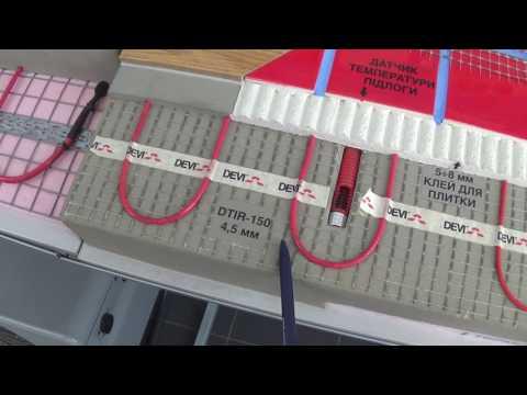 Всё про теплый пол  Ответы на многие вопросы ч. 1. Сравнение и выбор нагревательного кабеля и мата.