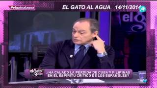 'Si fuese ministro de educación, haría obligatorio leer Defensa de la Hispanidad de Ramiro de Maeztu
