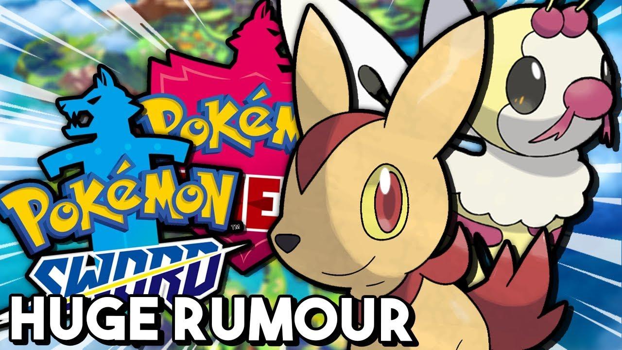 Huge New Rumour For Pokemon Sword Shield New Demo Soon Royal