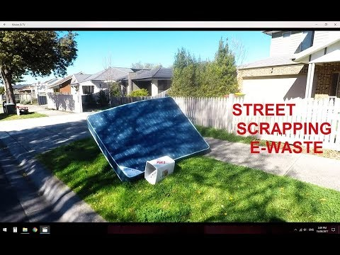 Street Scrapping for E Waste Part 2