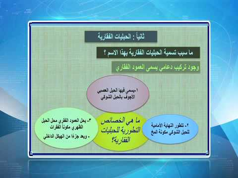 قناة التربوية الكويتية || الصف العاشر - مادة الاحياء - الحلقة التاسعة - الفصل الدراسي الثاني