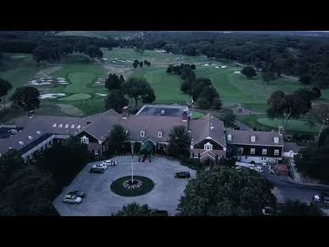 Bethpage Park Golf Course - Beautiful drone footage