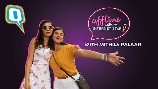 Offline With an Internet Star: A Day in the Life of Chopsticks Actor Mithila Palkar | The Quint