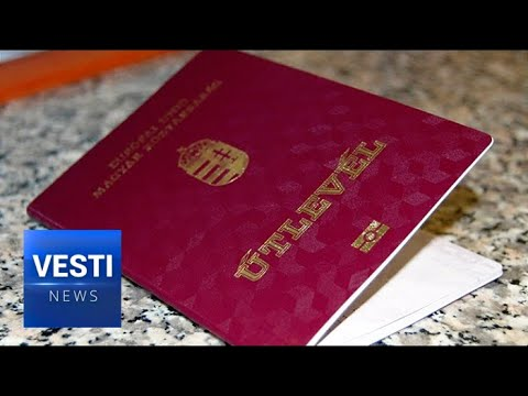 Another Schism in Ukraine? Hungarian Minority Receiving Passports From Budapest in Secret