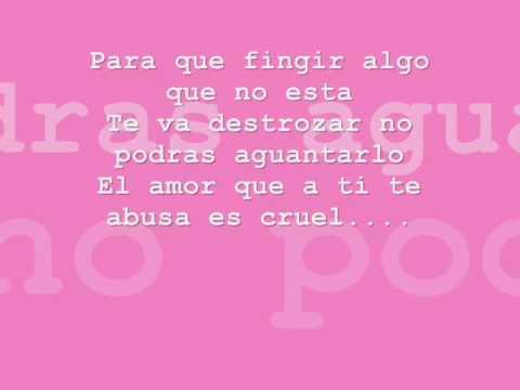 Amor Puro Lyrics- Ivy Queen
