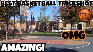 BEST BASKETBALL TRICK SHOTS EVER!!! IMPOSSIBLE SHOTS!!! Video