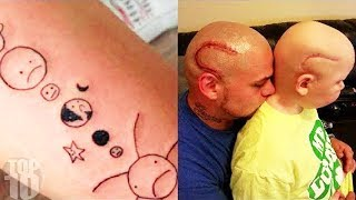 10 Tattoos With Amazing Backstories