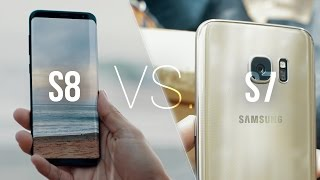 Galaxy S8 vs Galaxy S7 Edge:Should You Get It(2017)?