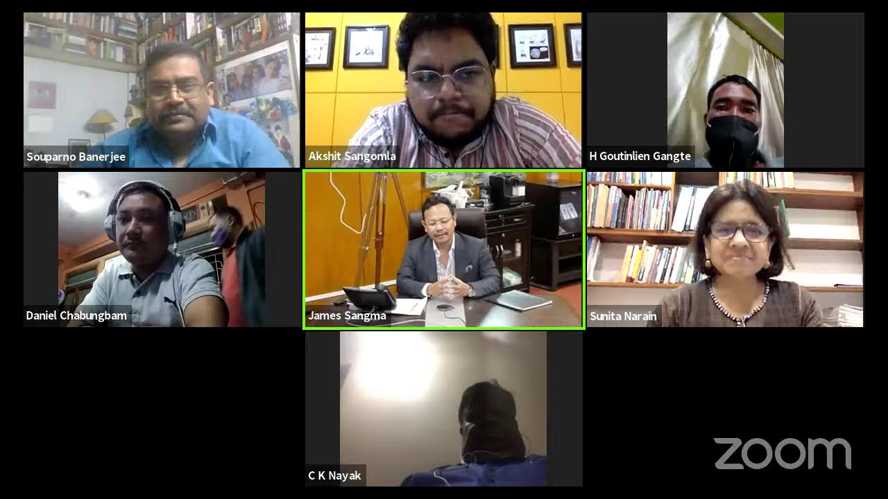 CLIMATE CHANGE IN INDIA'S NORTHEAST:  An Online Media Briefing Workshop
