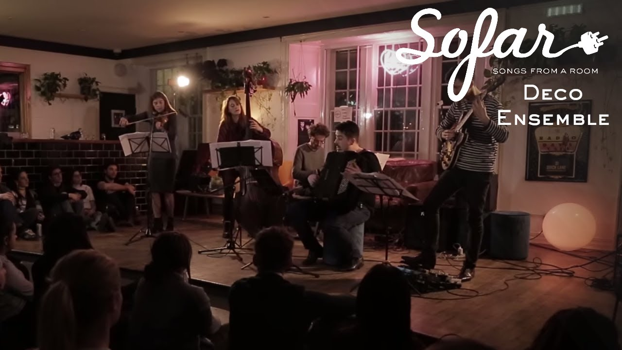 Deco Ensemble - Líquido 3 (Diego Schissi) | Sofar London