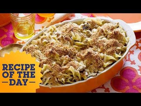 Recipe Of The Day: Rachael's Quick Turkey Noodle Casserole | Food Network