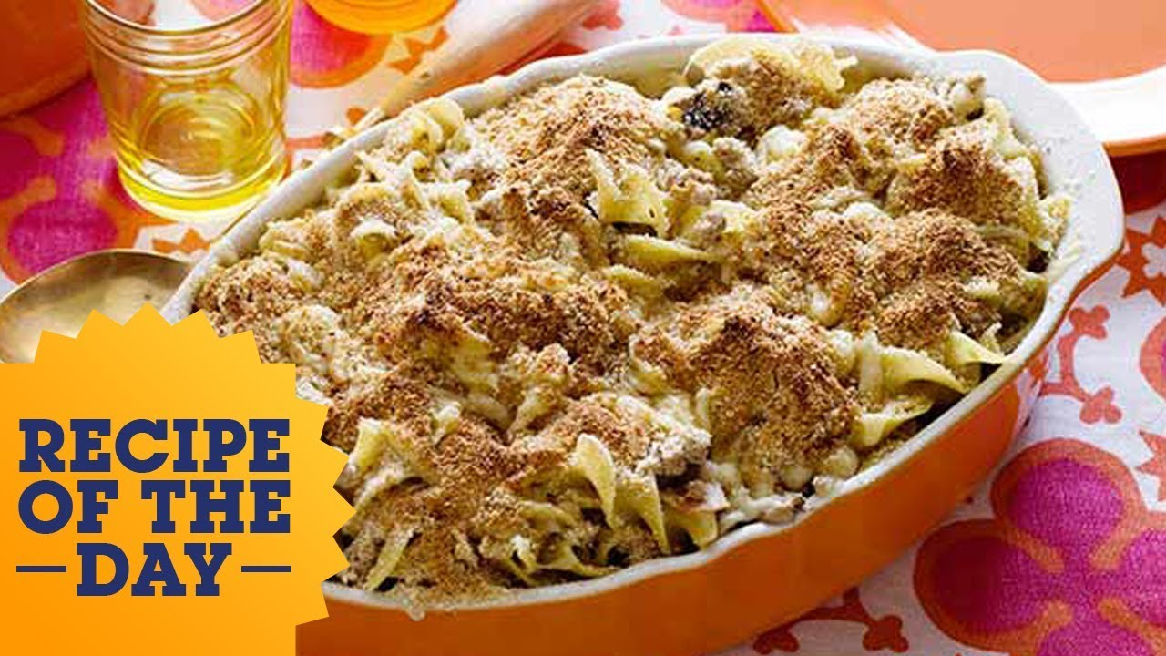 Recipe of the day rachaels quick turkey noodle casserole food recipe of the day rachaels quick turkey noodle casserole food network forumfinder Choice Image