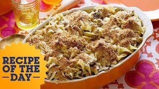 casserole recipes Recipe of the Day: Rachael's Quick Turkey Noodle Casserole | Food Network