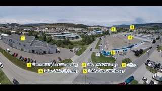 Video Tour - Space Centre Self Storage Kelowna
